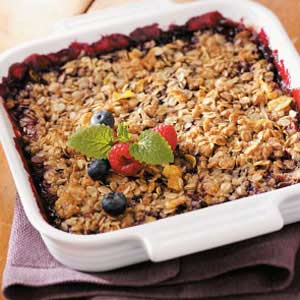 double-berry-crisp